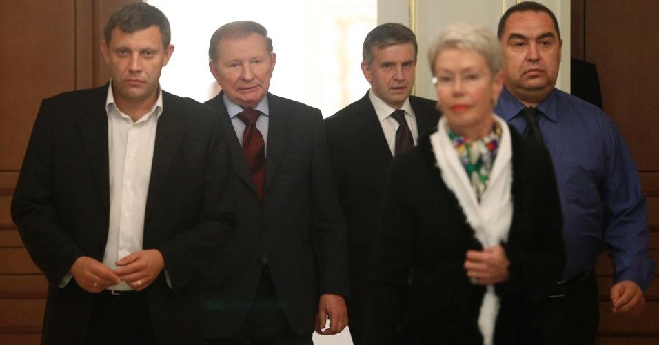 ԵԱՀԿ-ն հրապարակել է Ուկրաինայի հարցերով Մինսկի հանդիպման արձանագրությունը